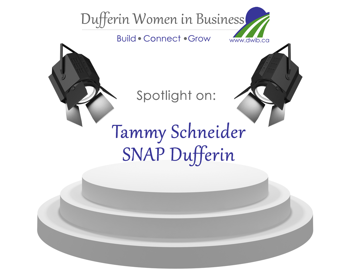 Spotlight on Tammy Schneider