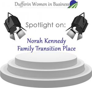 Spotlight on Norah Kennedy, Family Transition Place