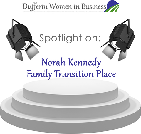 Spotlight on Norah Kennedy