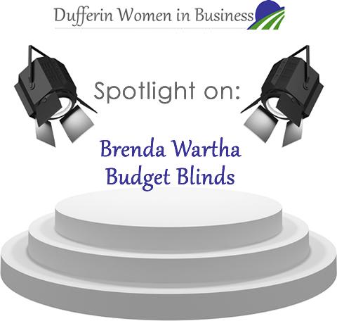 Spotlight On Brenda Wartha