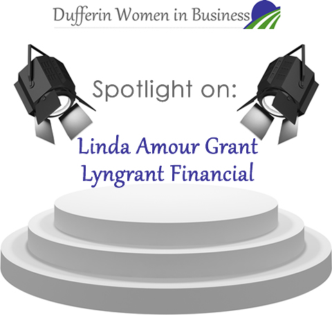 Spotlight on Linda Amour Grant
