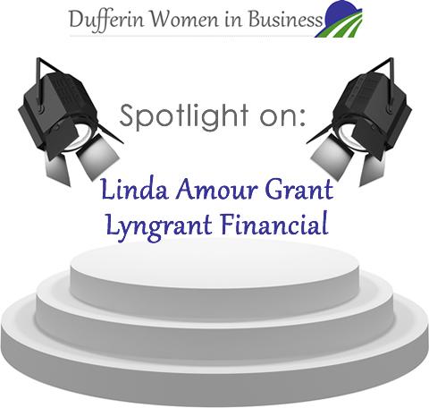 Spotlight on Linda Amour Grant