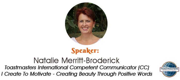 Featured Speaker Natalie Merritt-Broderick