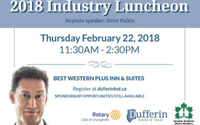 2018 Industry Lunch