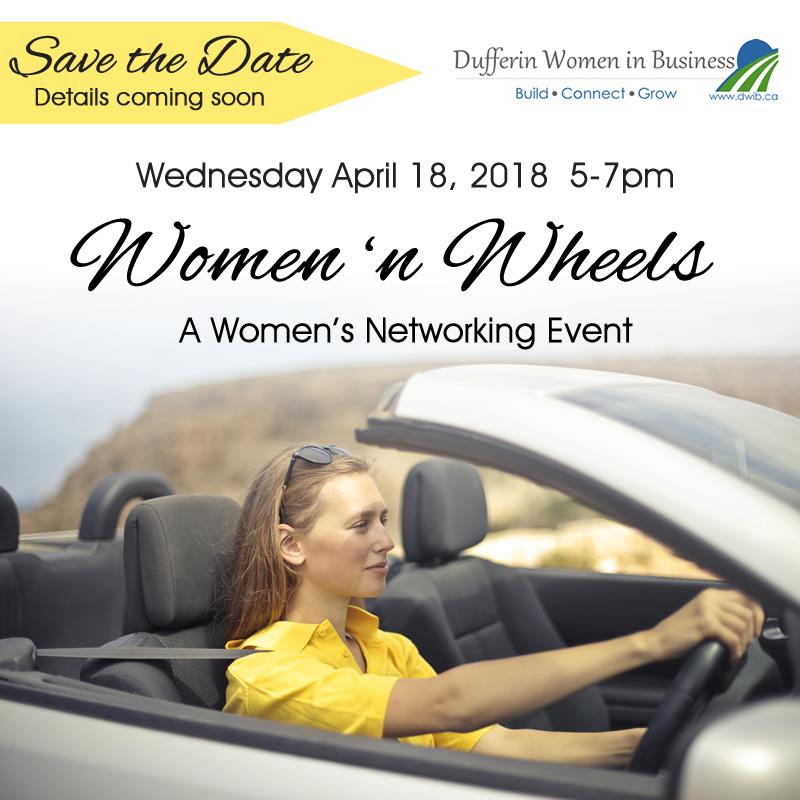 Women 'n Wheels networkig event