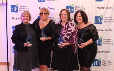Sparkle Award Winners for 2018