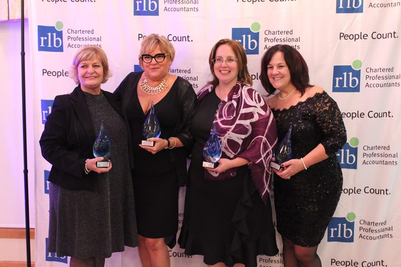 2018 Sparkle Award Winners