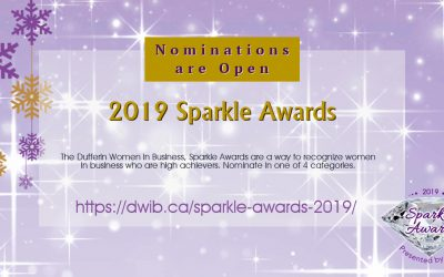 Nominations are open for the 8th Annual Sparkle Awards